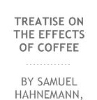 The Effects of Coffee