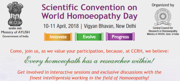 Convention on World Homeopathy Day