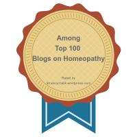 Top 101 WordPress Blogs on Homeopathy