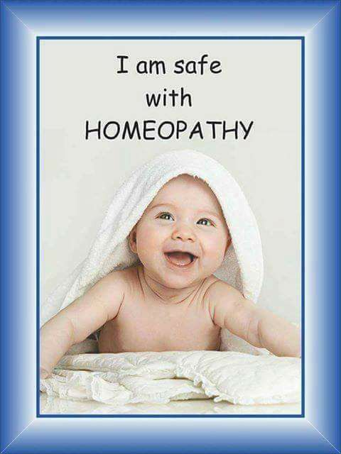 Homeopathy for Infants – Science-based Homeopathy