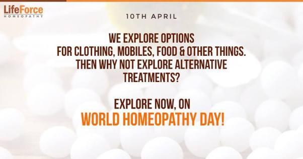 World Homeopathy Day