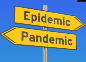 epidemic-pandemic