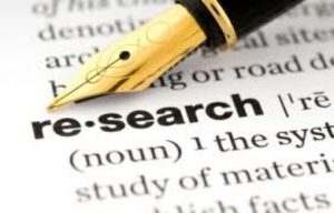 Research models in Homeopathy