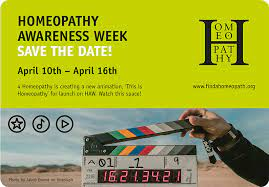 World Homeopathy Awareness Week